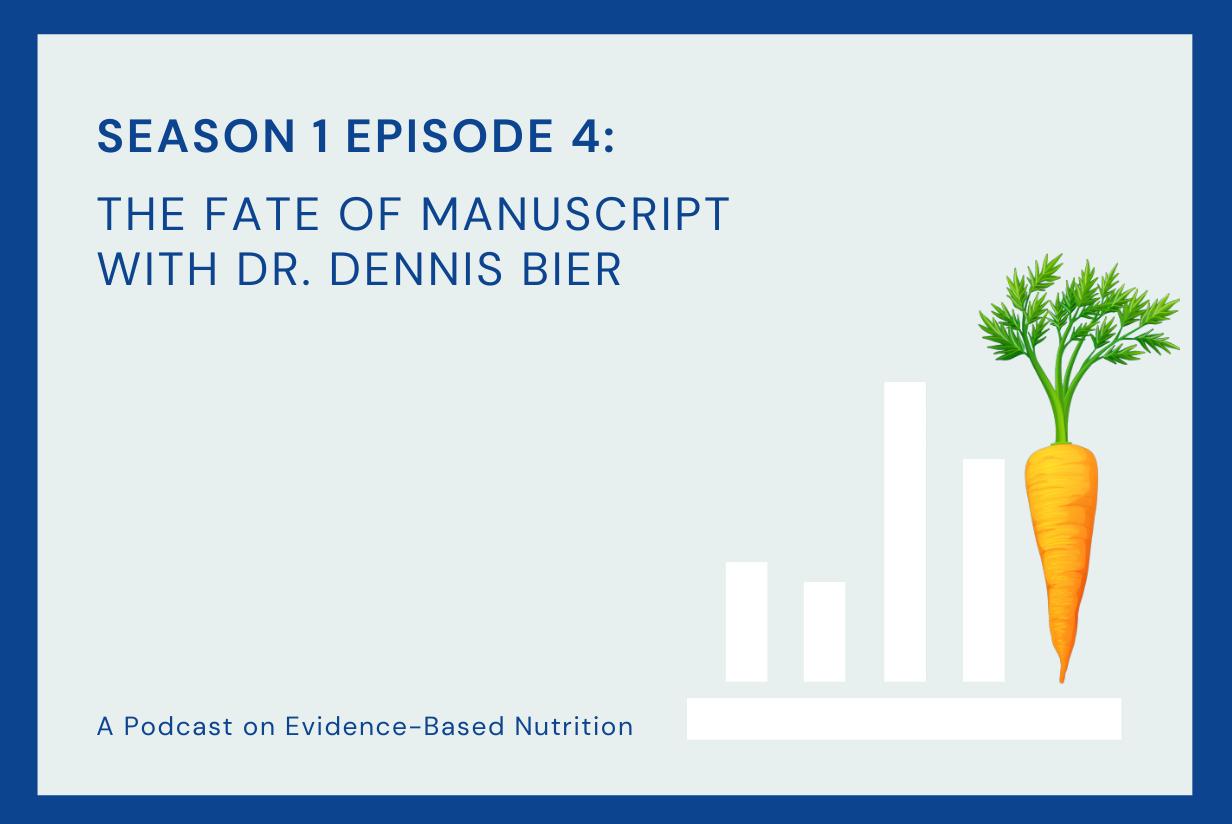 Season 1 Episode 4: The Fate of a Manuscript with Dr. Dennis Bier